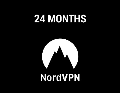 Nord Vpn Premium Subscription / 24 Months - Usa Support