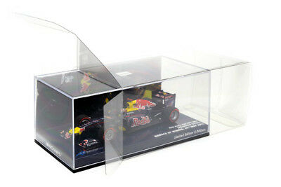 Protective Clear Case Mamoru for Miniature Modelcar of Minichamps F1 Hi-BOX 1/43