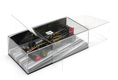 Protective Clear Case Mamoru for Miniature Modelcar of Minichamps F1 1/43