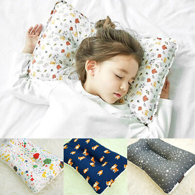 Unisex Newborn Baby Infant Pillow Positioner Prevent Flat Head Anti Roll S L