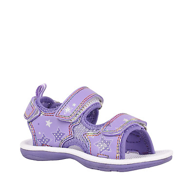 Girls Grosby Keegs G Sandals Summer Adjustable Straps Comfortable Casual Shoes
