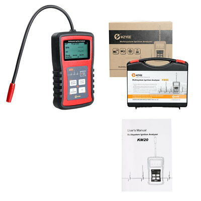 KZYEE KM20 Multi-system Ignition Analyzer Tester Measure Spark System Check