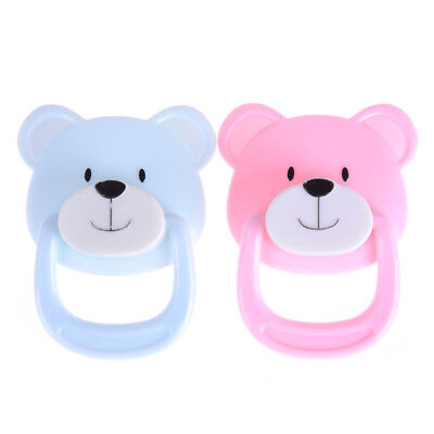 Fashion Handmade Magnetic Pacifier Dummy For Reborn Baby Dolls Gift A*