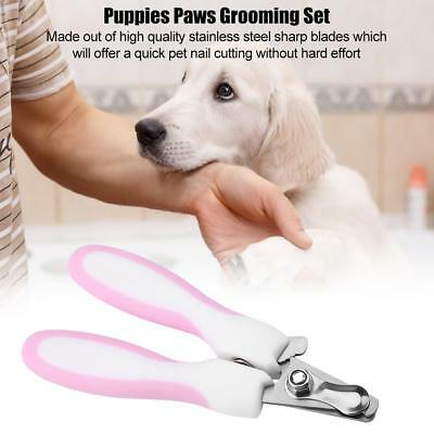 Small Large Pet Cat Dog Nail Clippers Trimmer Dogs Claw Cutter Scissors Grooming