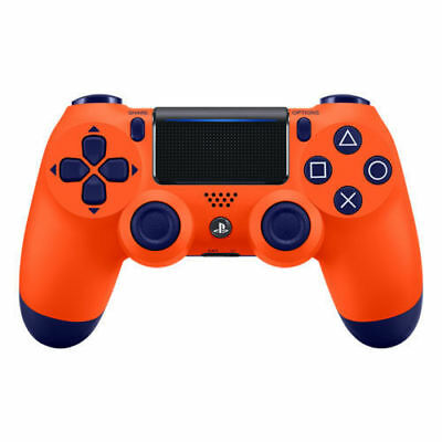 Original-Controller PlayStation 4 PS4 Sony Dualshock 4 game New Box Orange