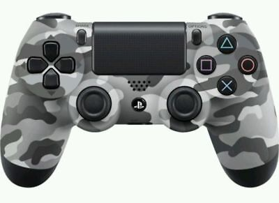 Original-Controller PlayStation 4 PS4 Sony Dualshock 4 game Box gray Camouflage