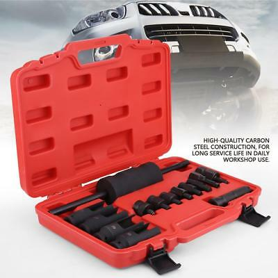 14Pcs Common Rail Injector Extractor Diesel Puller Bosch Set Injection Tool Kit