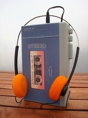 Toy Guardians of the Galaxy Vol 1. Cosplay. Walkman TPS-L2 prop with headphones