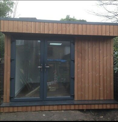 Luxury Cedar garden Buildings, Summer House,Office, Accommodation,house,gym,shed