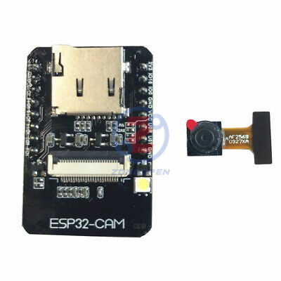 5V ESP32-CAM WiFi Bluetooth Development Board ESP32 with OV2640 Camera Module