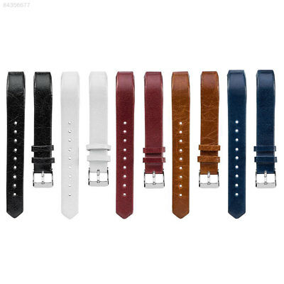 916B FOR Fitbit Alta / Alta HR Replacement Bands Genuine Leather Strap Wristband