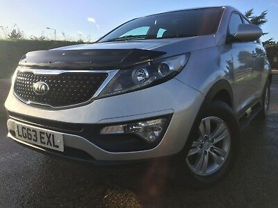 2013 KIA SPORTAGE 2 1.7CRDI more others in stock