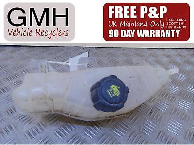 Renault Clio MK3 1.2 Petrol Expansion Tank / Overflow Bottle 2009-2013 ~