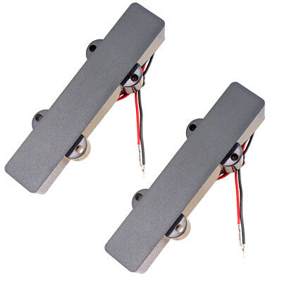 2x Sealed Closed Humbucker Pickup for 4 String Electric Guitar JB Jazz Bass