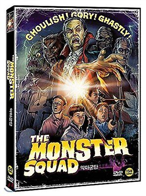 The Monster Squad (1987) All Region DVD (Region 1,2,3,4,5,6 Compatible)
