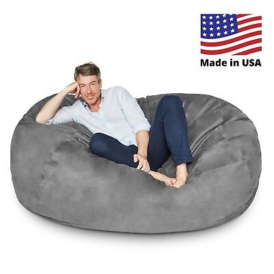 Terrific Bean Bag Filling Big Joe Refill Chair Seat Lounge Sack 100 Theyellowbook Wood Chair Design Ideas Theyellowbookinfo