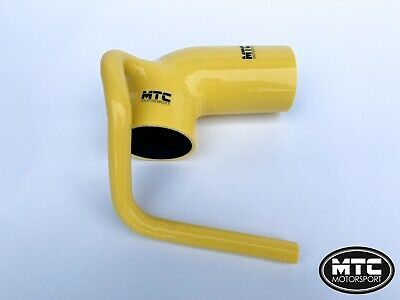 Mtc Motorsport Renault Clio 172/182 Cup Silicone Intake Hose Yellow
