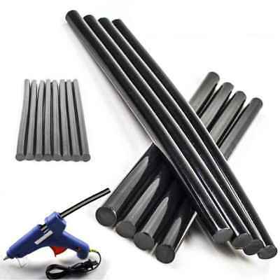 10pcs Glue Sticks Strong Glue Black Glue Pulling Paintless Dent Repair Tools