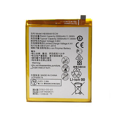 New Original OEM HB366481ECW Battery Replacement For HUAWEI P10 lite 3000mAh