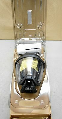 Msa Cbrn Apr Ultra Elite Face Piece Mask  W/ Speed On Harness
