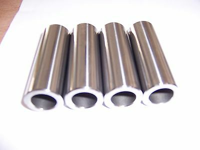 wrist pins .866 Dia. x 2.500 Long x 150 Wall   Mat. Chrome  Moly 113Gr