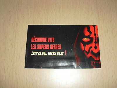 STAR WARS catalogue 1999 24 pages