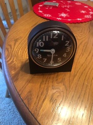 Vintage BIG BEN Alarm Wind-Up Clock By Westclox Works Retro