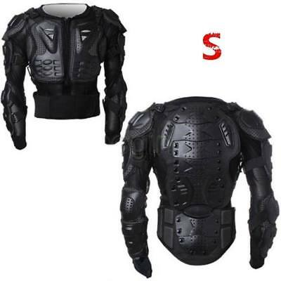 Motorcycle Full Body Armor Jacket Chest Protective Gear Motocross Racing SMALL
