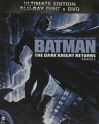Batman - The Dark Knight Returns - Partie 1 [Steelbook] | BLU-RAY (neuf)