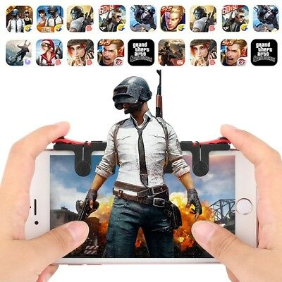 For PUBG Gamepad Cell Phone Mobile control Joystick Gamer Android Game pad L1R1