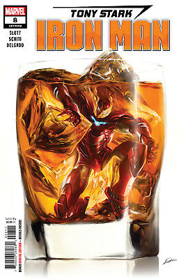 Tony Stark Iron Man #8 (30/01/2019)