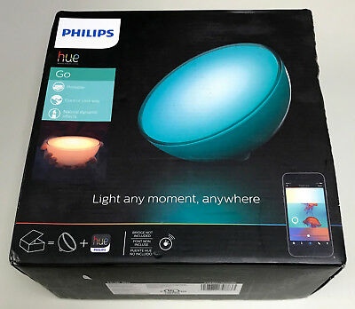 Philips HUE Go Portable Wireless Led Light Color Changing Lamp Party Home Mood