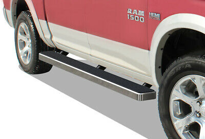 iBoard Running Boards 6 inches Fit 09-18 Dodge Ram 1500 Quad Cab