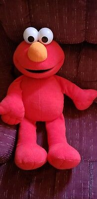 Huge 2002 Fisher Price Sesame Street 30 Elmo Plush Stuffed Animal