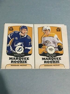 2018-19 OPC Marquee rookie retro you pick finish your set