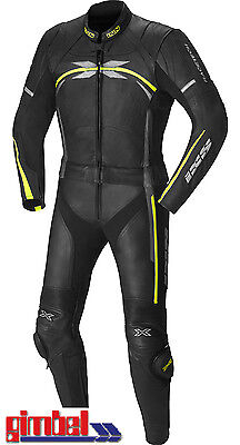 Ixs Leather Combination-Camaro - 2-teiler - Nappa Leather 1-a Top Quality