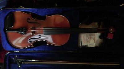 Violin 4/4 Karl Hofner Made In Germany 1996 Great Condition