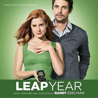 Leap Year by Randy Edelman Varese Sarabande Records Rock Pop Audio CD NEW