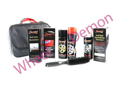 Supergard Cleaning Products Aftercare Ex Display