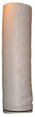 AFF AFFGB14X48 Custom Dust Collector Filter Bag 14-Inch Diameter by 48-Inch Long