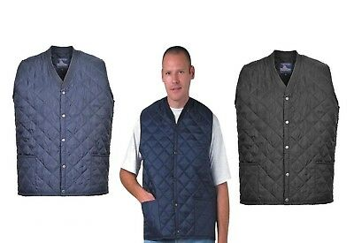 Portwest S413 Kinross Body warmer Quilted Line padded Sleeveless work wear