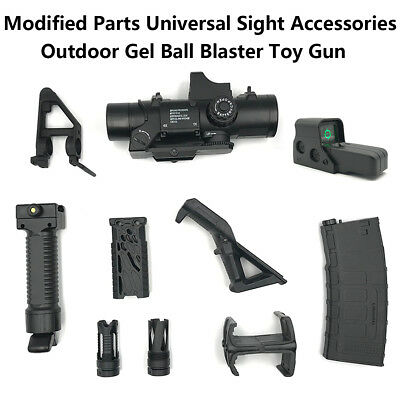 Outdoor Gel Ball Blaster Toy Gun Modified Parts Universal Sight Accessories