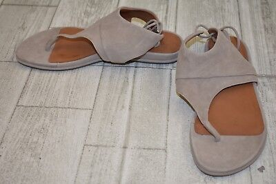 01f541a7433   Gentle Souls by Kenneth Cole Olsen Sandal - Women s Size 8M - Taupe