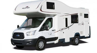 Family Motorhome Hire / Camper Van Hire 12th to 26th July Based Leicester.
