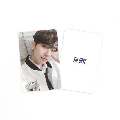 [The Boyz]3th Mini Album/The Only [No Air ver.] Official Photocard/SANGYEON