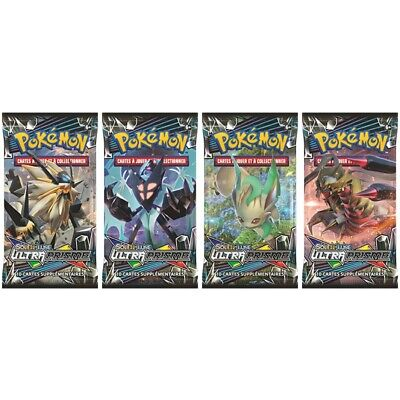 PROMO Pokemon Boosters scellés FR SL2 / SL3 OMBRES ARDENTES Collection
