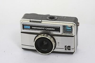 Kodak Instamatic 177X Camera