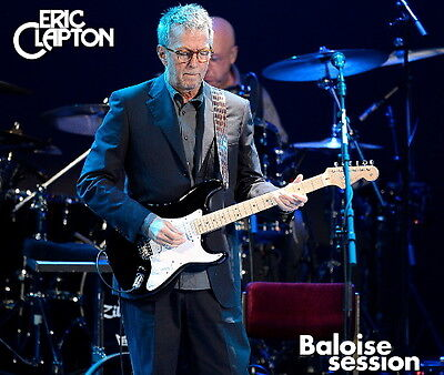 Eric Clapton - BALOISE SESSION LIVE 2CD + Bonus DVDR - SWITZERLAND 2013 Limited