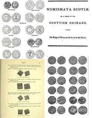 DVD 320 books on coins and tokens of England Scotland Ireland Colonies Empire