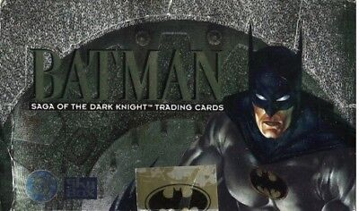 Skybox 1994. Batman Saga Of The Dark Knight. Lot Of 27 Limited Edition Portraits